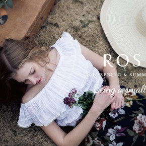 ROSEM  2016 spring & summer EXHIBITION ~Being a small town girl ~